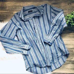 Bugatchi UOMO | Men's Stripe Button Down (O10)